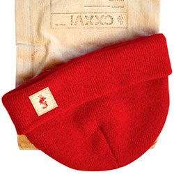 9a28f619393 ... beanie fits snugly over the crown of your head (think Jacques  Cousteau). The natural canvas tag sewn into the cap s cuff adds to old  school sailor feel.