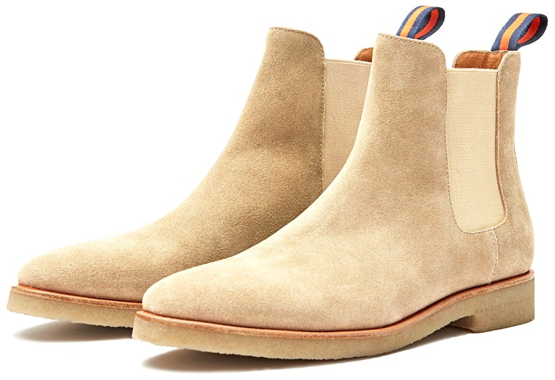 New Republic by Mark McNairy Suede Chelsea Boot