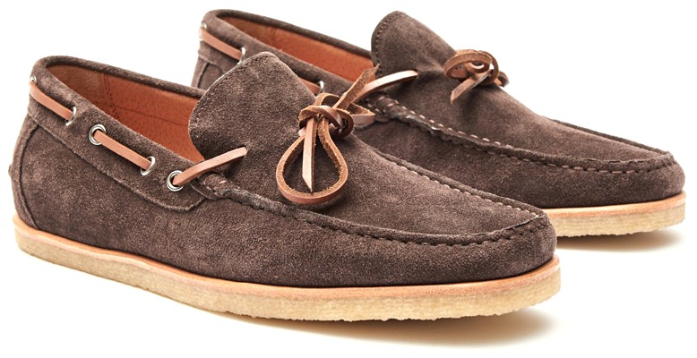 New Republic by Mark McNairy Suede Loafers