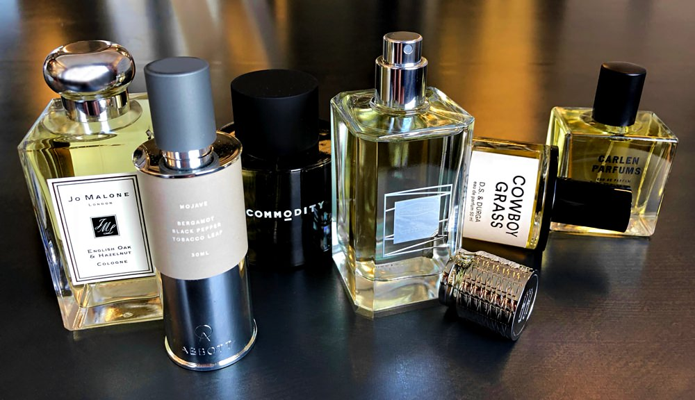 Best Men's Indie Colognes | Valet.
