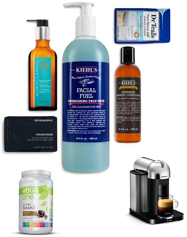 Brett Eldredge's Favorite Grooming Products