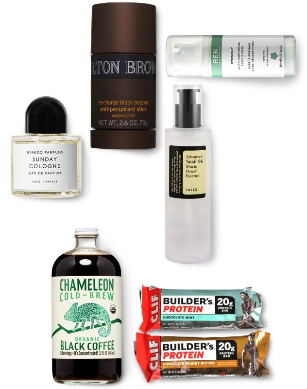 Chris Black's favorite grooming products
