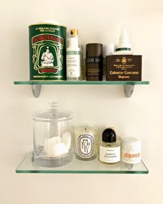 Chris Black's medicine cabinet
