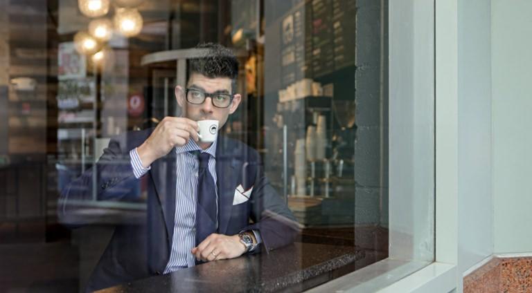 My Morning Routine: Greg Zamfotis, Founder of Gregorys Coffee   Valet.