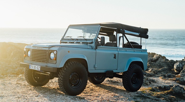 Land Rover Is Producing a Defender Bible
