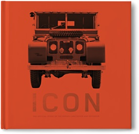 Icon: The Official Story of the Series Land Rover and Defender