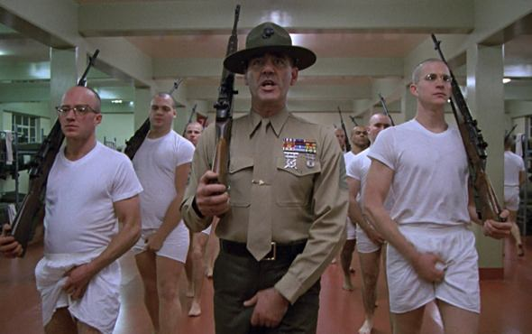 Full Metal Jacket on Netflix