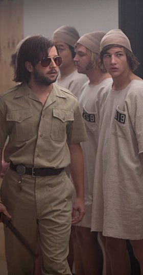 The Stanford Prison Experiment on Netflix