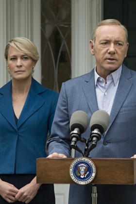 house of Cards: Season 5 on Netflix