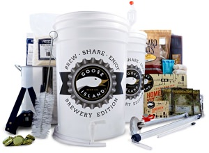 Goose Island Beer Brewing Starter Kit