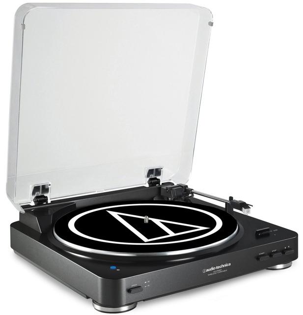Audio-Technica Bluetooth Wireless Turntable