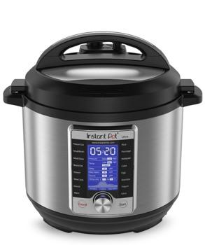 Instant Pot 6-Quart Programmable Pressure Cooker