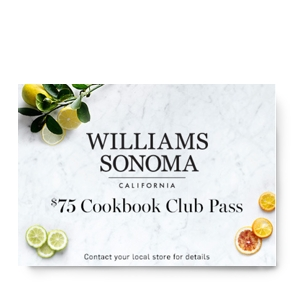 Williams Sonoma Cookbook Cooking Classes for Two