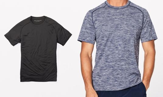 Men's Non-Clingy Workout Shirts