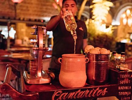 El Cantarito Cocktail Recipe
