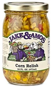 Jake & Amos Corn Relish