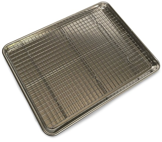 Checkered Chef Sheet Pan