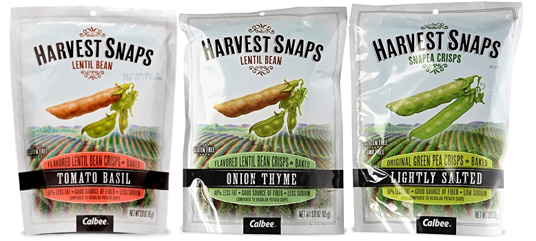 Harvest Snaps Snacks