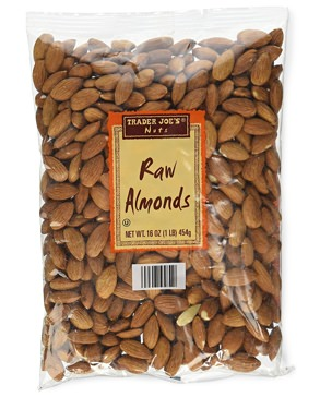 Trader Joe's Raw Nuts and Seeds