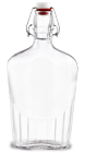 The Container Store Hermetic Glass Flask Bottle