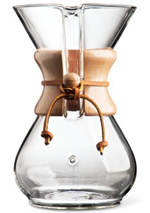 Chemex Six-Cup Coffee Maker