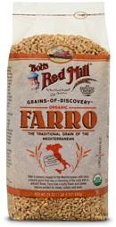 Bob's Red Mill organic farro