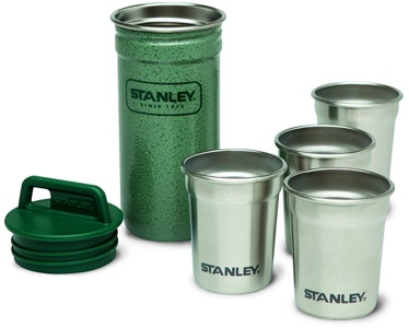 Stanley Stainless Steel Shot Set