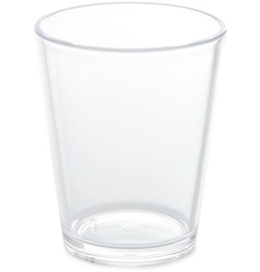 Crate & Barrel Pop Acrylic Glasses
