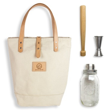 W&P Design Cocktail Tote