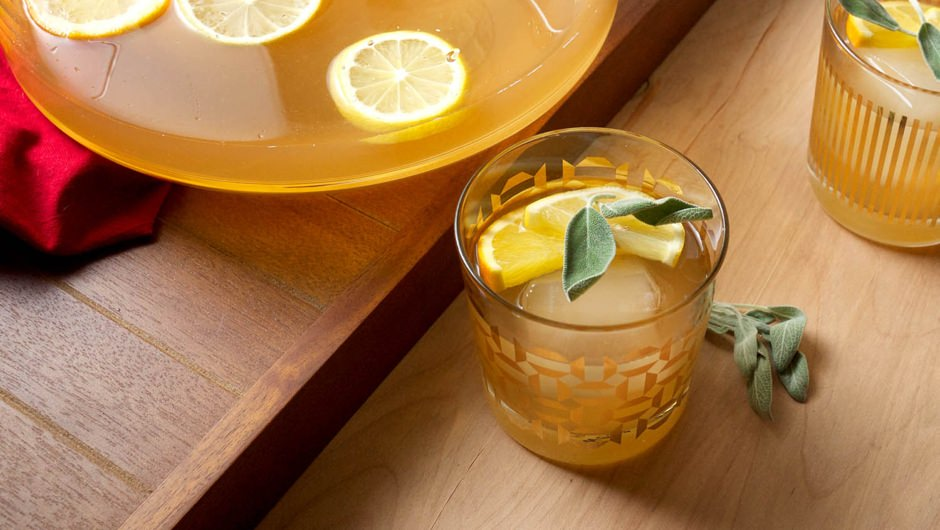 Smoky Sage Punch
