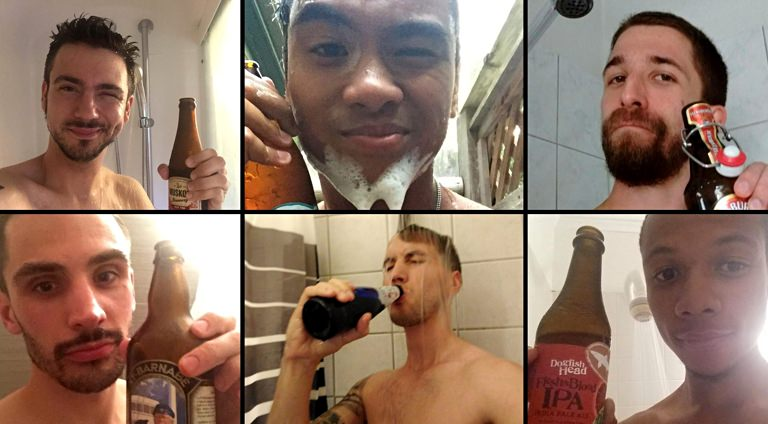 The Shower Beer Is Great. Here's Why