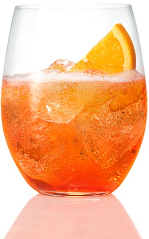 Spritz cocktail