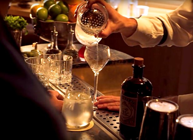 Mr Porter - The Art of the After-Dinner Drink