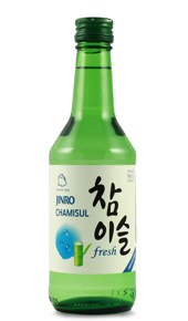 Jinro Fresh Chamisul Soju