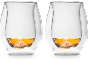 Norlan Glass Modern Whiskey Glasses