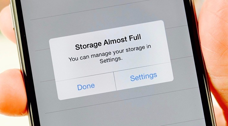 Get More Space on Your iPhone (Without Having to Delete a Thing) | Valet.
