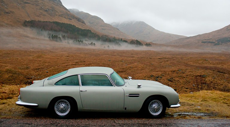 The Ultimate Bond Cars