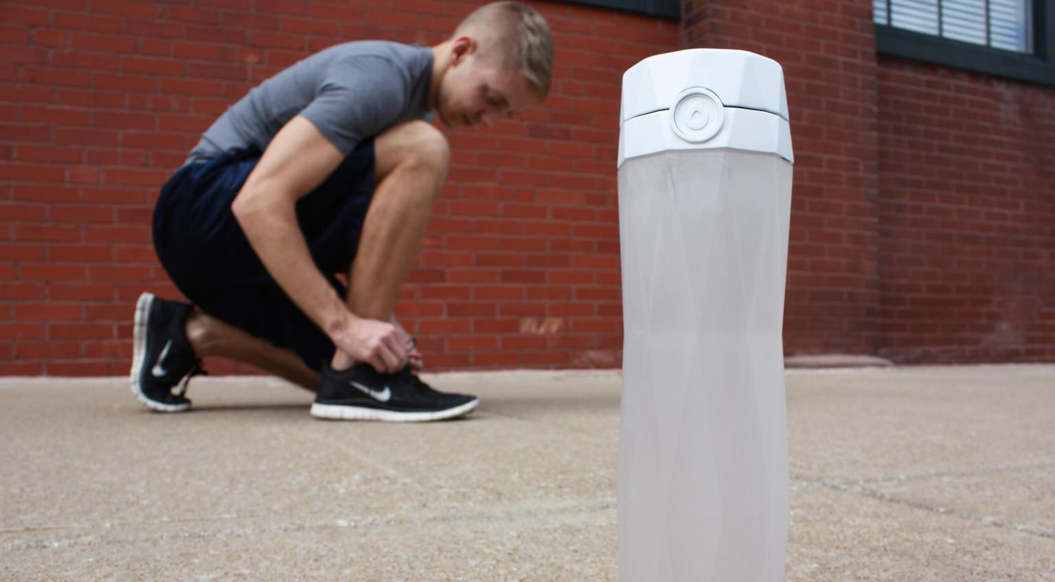Upgrade Your Water Bottle Valet