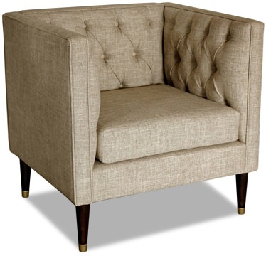 Nake Berkus for Target Tufted Arm Chair