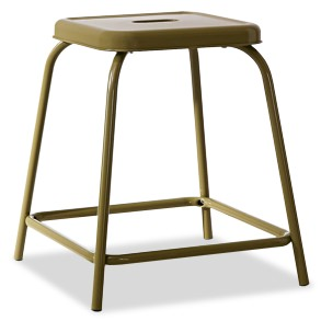 Urban Outfitters Vintage-Inspired Metal Stacking Stool