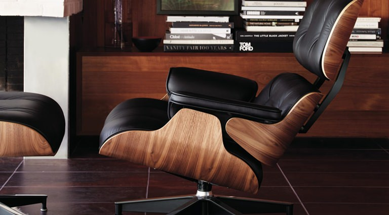 Anatomy of a Classic: The Eames Lounge Chair