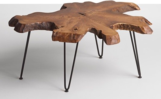 World Market Coffee Table