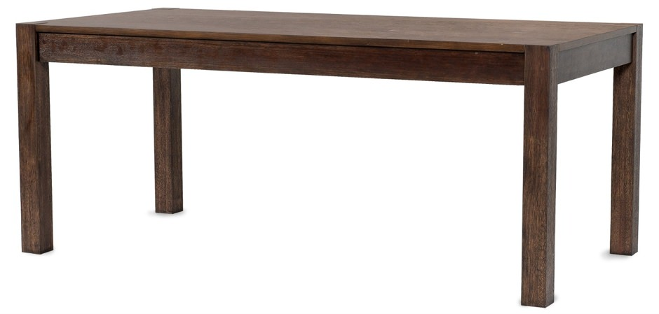 Threshold Parsons Wood Table