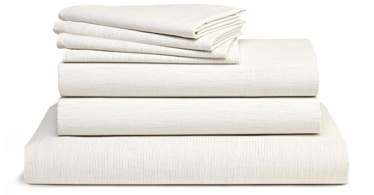 Brooklinen Premium Cotton Twill Sheet Set