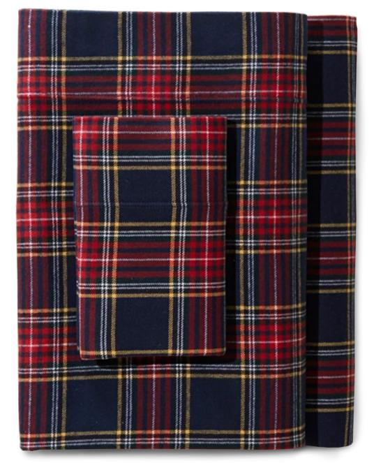 The Best Flannel Sheets Valet
