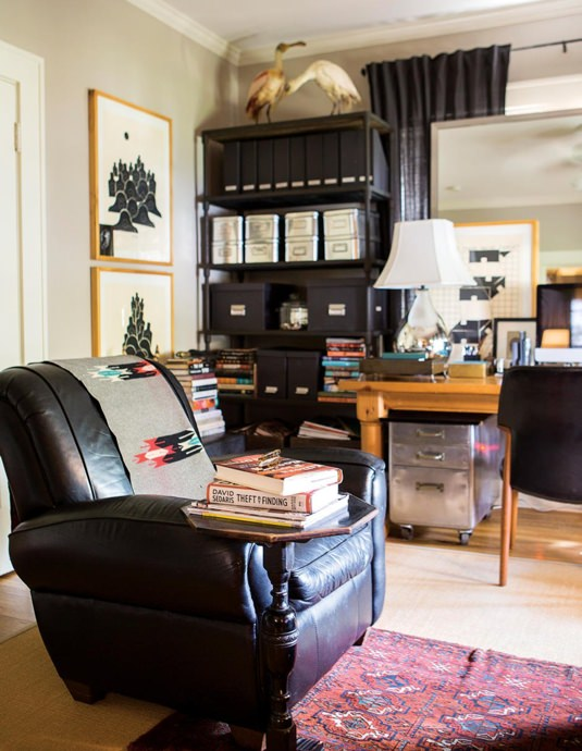 Big Style in a Small Space