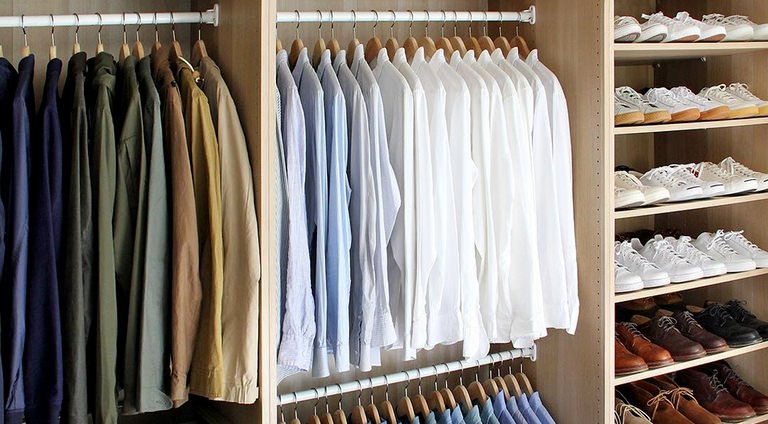 It's Time to Clean Out Your Closet
