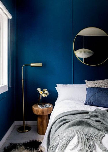 Paint Your Bedroom Walls Dark Valet