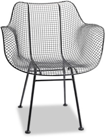Rejuvenation Wire Chair