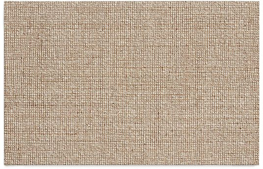 Pottery Barn Woven Wool and Jute Rug
